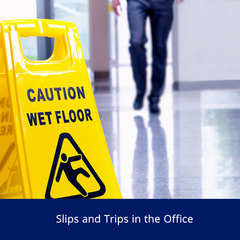 Slip and Trips in the Office Safety Talk