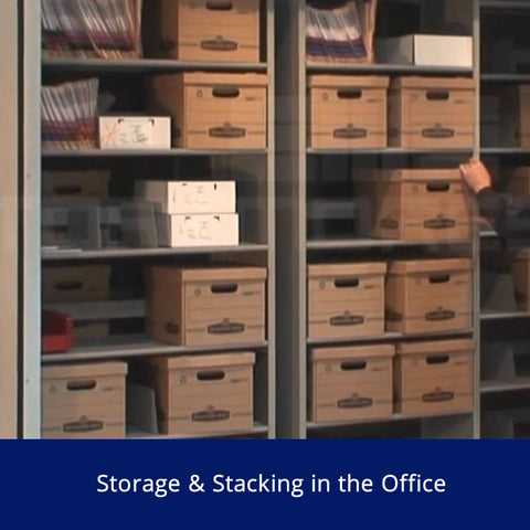 Storage and Stacking in the Office Safety Talk