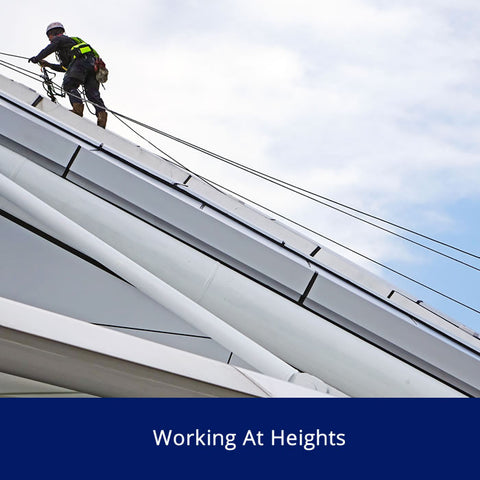 Working at Heights Safety Talk