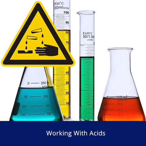 Working with Acids Safety Talk
