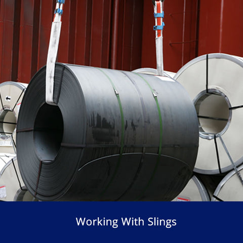 Cranes - Working with Slings Safety Talk