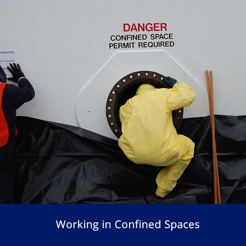 Working in Confined Space Safety Talk