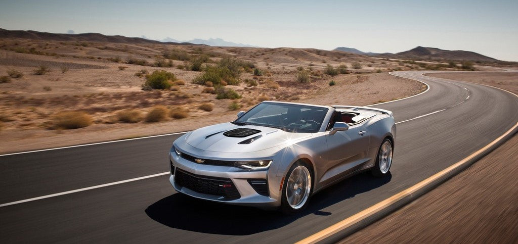 Callaway Cars Introduces World's Most Powerful 2016 Camaro