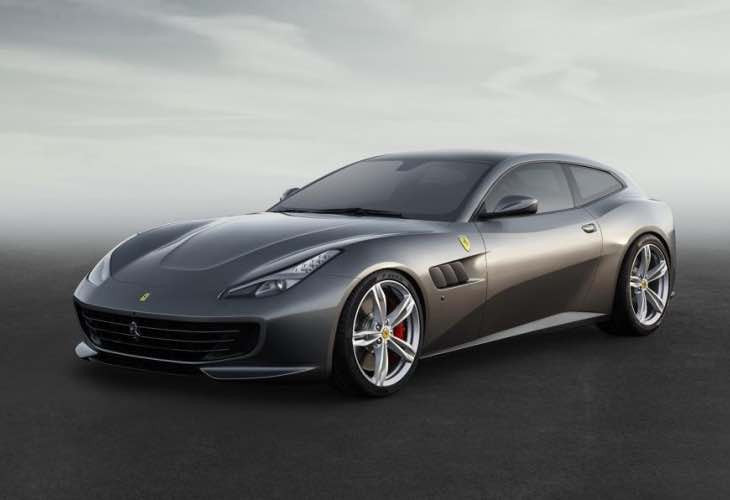 Ferrari FF renamed as GTC4Lusso: the new Prancing Horse's 12 cylinder