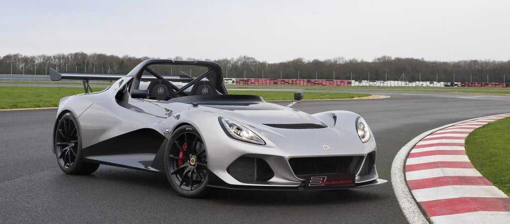 Fast, Faster, Lotus 3-Eleven - The Most Powerful Lotus Road Car