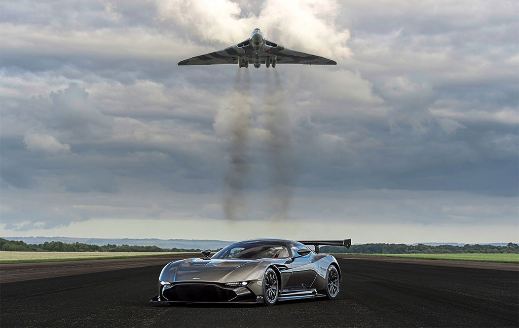 Aston Martin Vulcan In Tribute To Its V Bomber Namesake