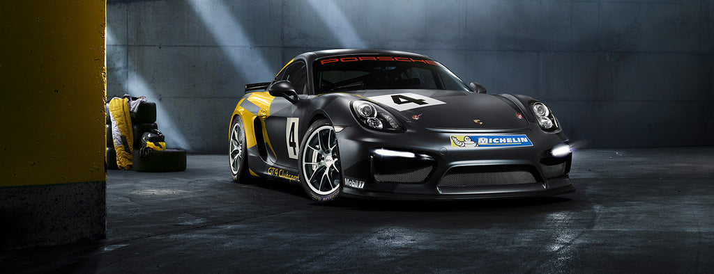 For Everyone Who Lives To Hit The Track: The Cayman GT4 Clubsport