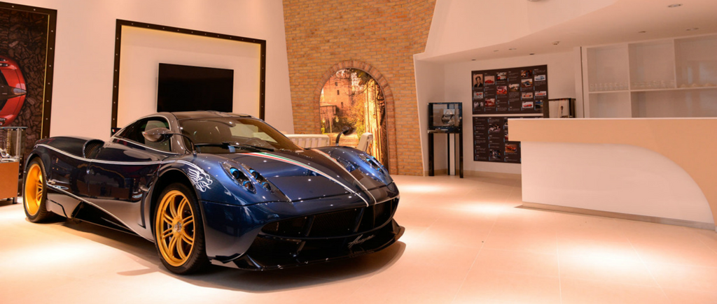 Global Debut of Huayra Dinastia Limited Edition