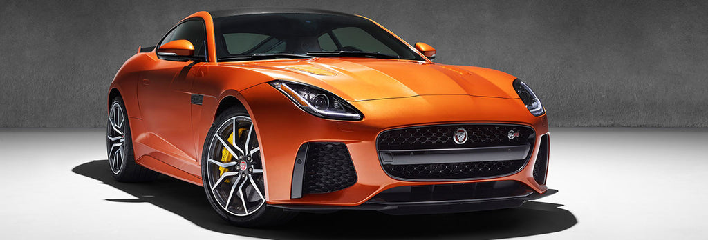 The New 2017 Jaguar F-TYPE SVR Capable Of Accelerating To 200mph