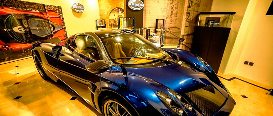 The Grand Opening of the Pagani Boutique in Riyadh