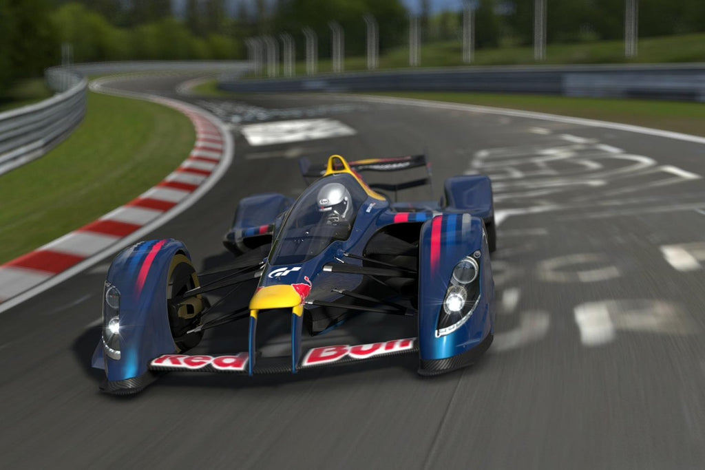 Redbull Racing Tips for GT Sport