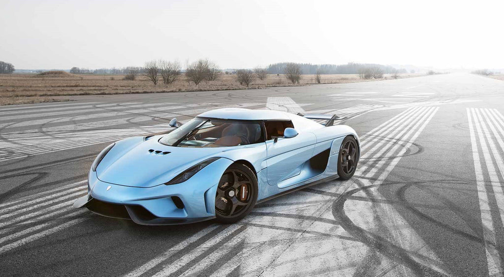 Koenigsegg Regera - Extreme Performance dressed in Scandinavian Cool Elegance