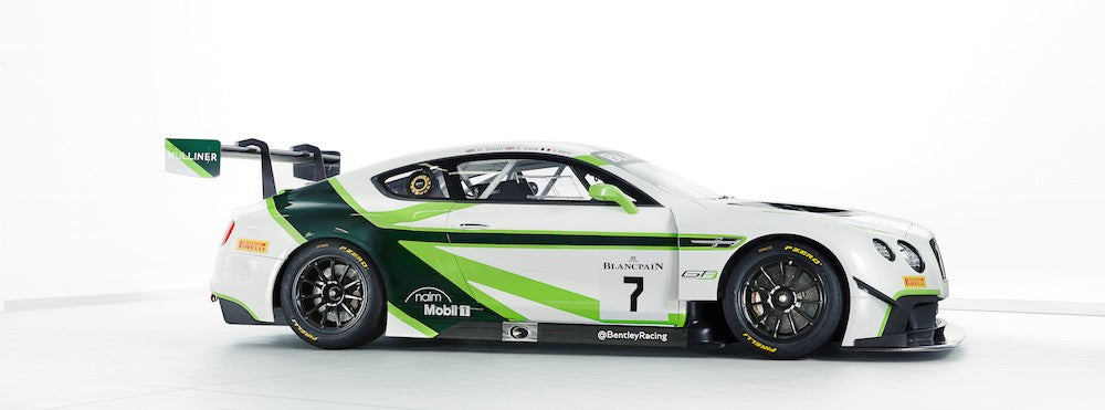 Bentley Announces Bathurst Line-Up and Unveils 2016 Livery
