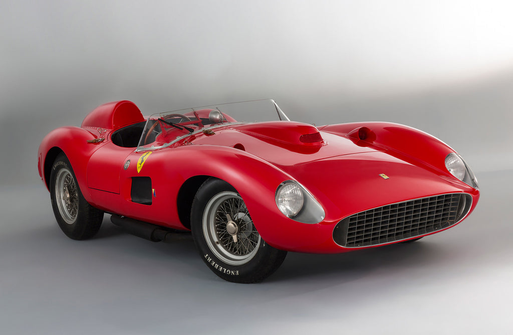 The 335 S breaks the bank in Paris – making it the second most expensive car ever sold at public auction.