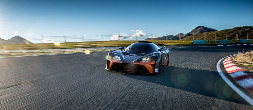 Reiter Engineering: KTM X-BOW GT4 Exceeded All Expectations