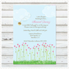 Meadow Baby Shower Invitation