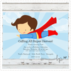 Super Man Invitation