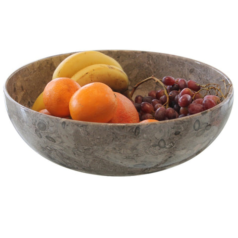 Oceanic Fruit Bowl - Marble Products International