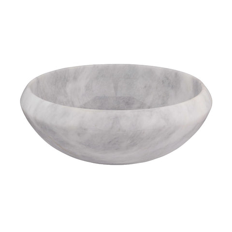 Antique White Marble Sink - Marble Products International - 1
