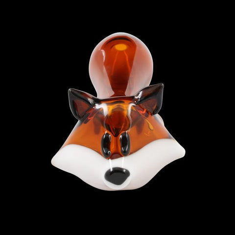 Fox Glass Pipe