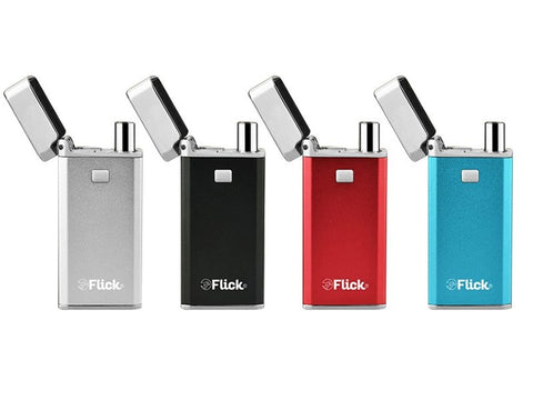 Flick Liquid & Concentrate Vaporizer