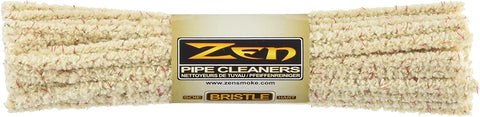 Zen Pipe Cleaners - Hard Bristle [1 BUNDLE, 44PCS]