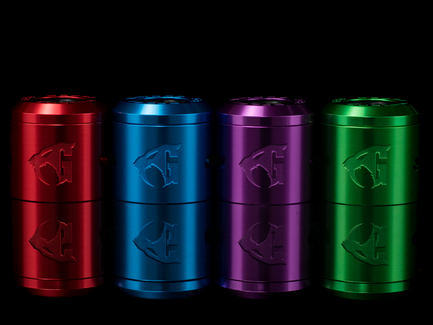 Goon V1.5 24mm RDA - Colored Caps