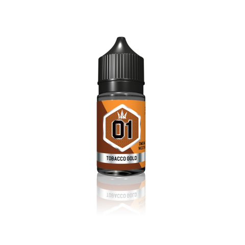 Crown Tobacco Gold #01 [30ML]