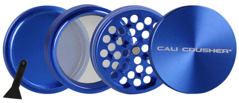 "Cali Crusher O.G. 2.5"" 4pc Herb Grinder"