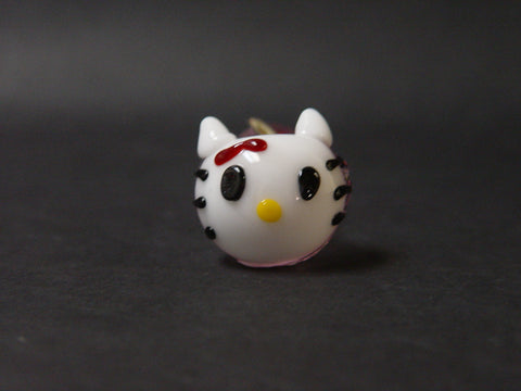 Hi Kitty Glass Pipe