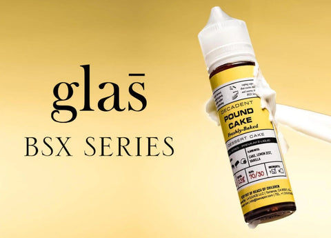 Glas Bsx Synthetic Nic Salts 30ML