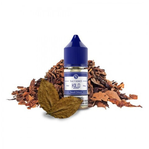 Kilo Smooth Tobacco Nic Salts 30ML