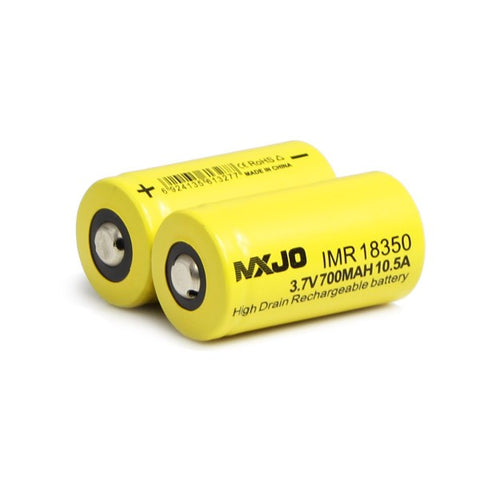 MXJO 18350 700mAh Button Top Battery [1PC]