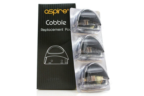 Cobble AIO Replacement Pods 1.8ML [3PK]
