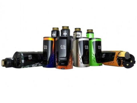 Capo 216W Squonker Kit With Combo SRDA (Batteries Included)