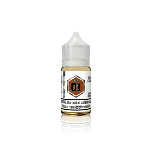 Crown Salt Tobacco Gold 30ML