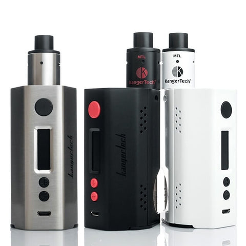 Dripbox 160W All-In-One Starter Kit [CLEARANCE]