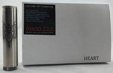 Flying Heart DX650 Mechanical