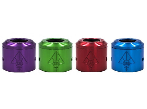 Goon V1 24mm RDA - Colored Caps