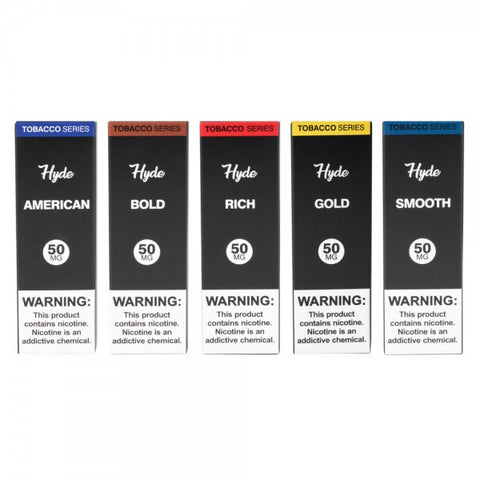 Hyde ORIGINAL Tobacco Series 5% Disposable [1PC]