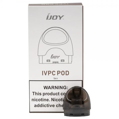IVPC Pod Cartridges [3PK]