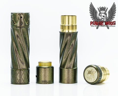 King Mod w/ Stack & Cap Set - Scorpion