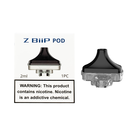 Z-BiiP Replacement 2ml Pod Cartridge [1PC]