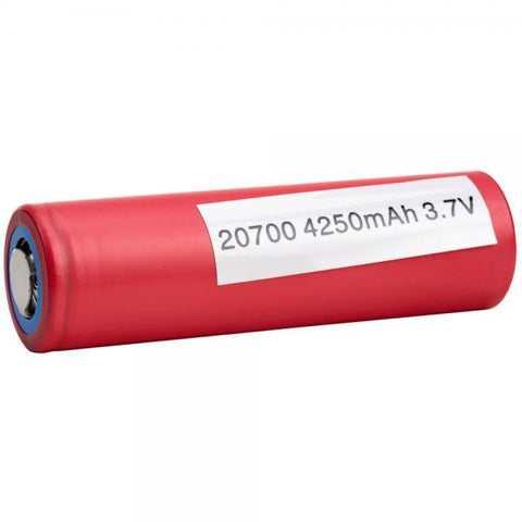 Sanyo 20700 4250mAh 3.7v Battery [1PC]
