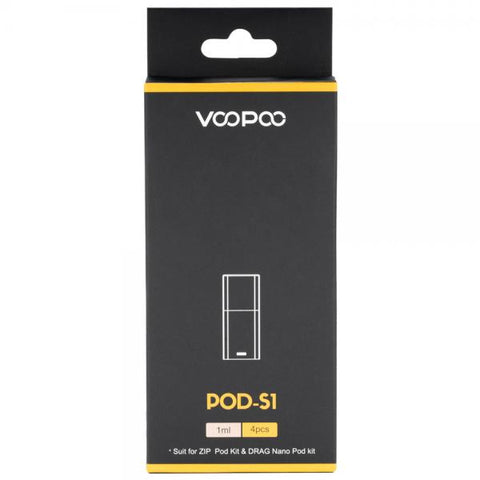 DRAG Nano Replacement Pod Cartridges [4PK]