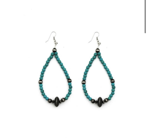 Angelo Beaded Earrings