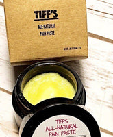 Simply Tiff's All Natural Pain Paste