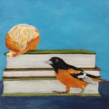Bird and Books