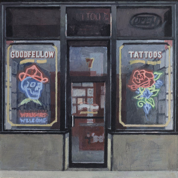 Goodfellow Tattoos
