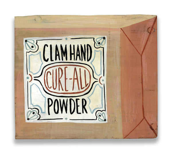Clam Hand Cure-all Powder
